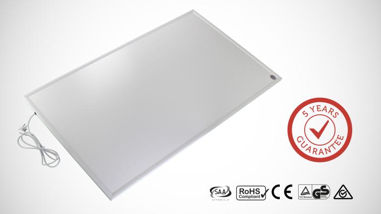 Infracomfort H Series far-infrared heat panel
