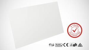 Infracomfort frameless far-infrared heat panels
