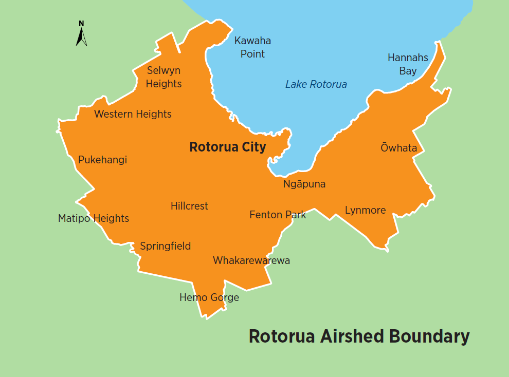Hot Swap is a loan offered to Rotorua ratepayers whose properties are in the Rotorua Airshed.